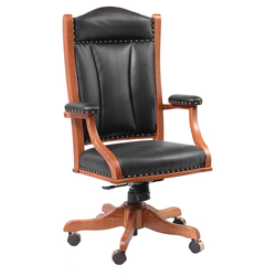 Buckeye Desk Chair - Front View