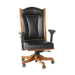 Desk Chair - Front View