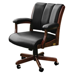 Edelweiss Arm Desk Chair - Front View