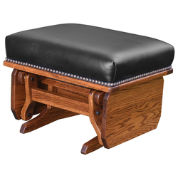 Mission Ottoman - Solid Sides