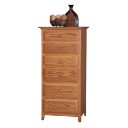 English Shaker Lingerie Chest