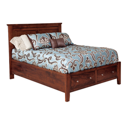 Hyland Park Bed with Drawer Unit