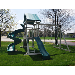#201 Cliff Climber Deluxe Playset