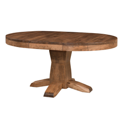 Hoosier Round Dining Table