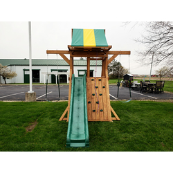 #943 Mountain View Playset