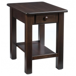 Contemporary Chair Side Table