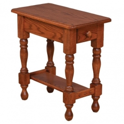 Traditional End Table - 13""