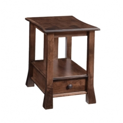 Willow End Table - 17""