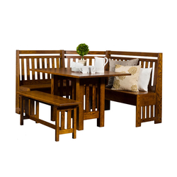 Bay Hill Dining Nook Set