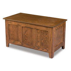 Classic Mission Cedar-Lined Chest