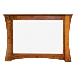 Arts and Crafts Buffet Mirror