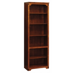 "Mission 72"" Bookcase"