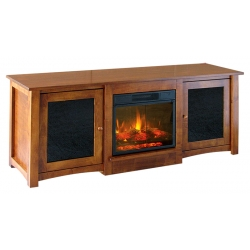 Flint Electric Fireplace Cabinet