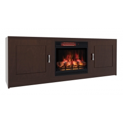 Metro Electric Fireplace Cabinet