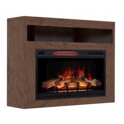 Metro Corner Electric Fireplace Cabinet