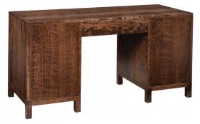 Vienna Double Pedestal Desk