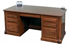 """Jefferson 72"""" Executive Desk"""