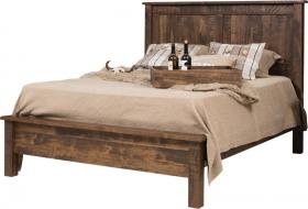Barn Floor Bed