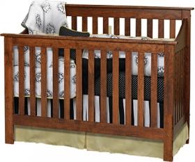 Christian Jacobs Crib