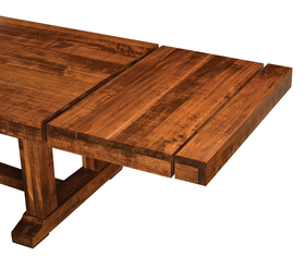 Auburn  Dining Table - End Extension Leaves