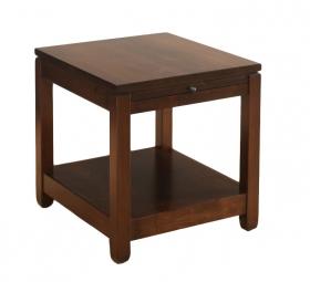 """Antigo 22"""" End Table"""