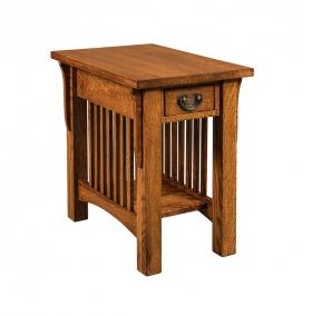 "AJ Cubic 16"" End Table"