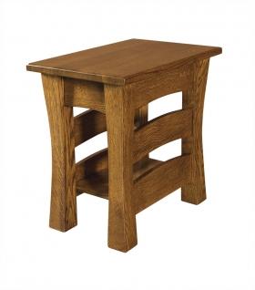 """AJ Barrington 16"""" End Table"""