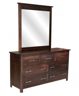 Classic 7 Drawer Dresser