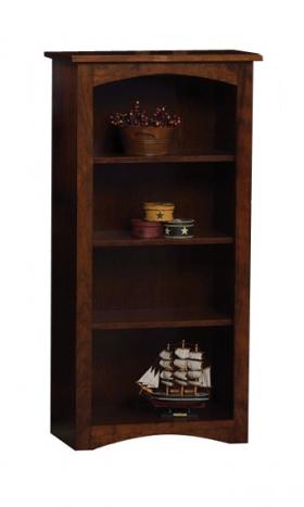"""Shaker 24"""" x 48"""" Bookcase"""