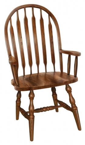 Arcadia Bent Paddle Arm Chair