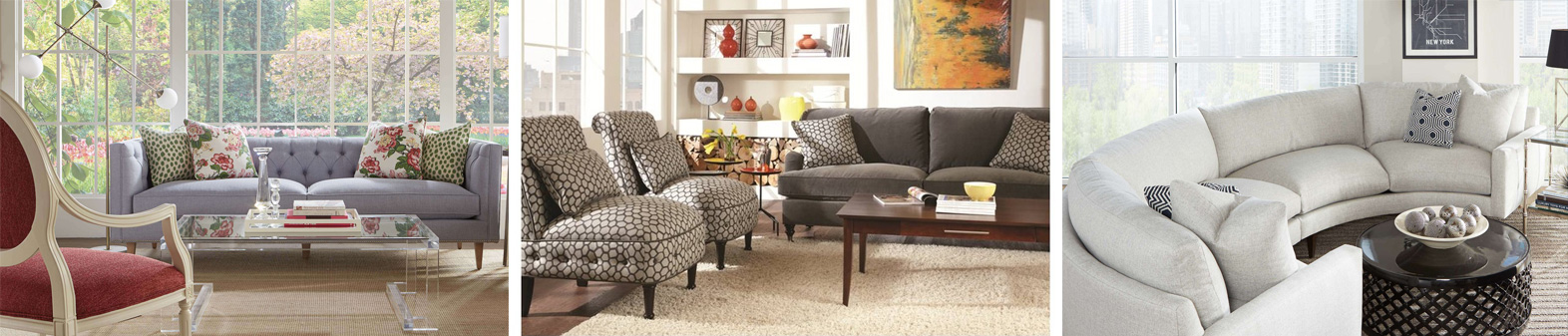 The Robin Bruce Brand Of Upholstered Furniture Is Also Manufactured By Rowe  Furniture In Virginia. Why Would Rowe Have A Separately Labeled Line That  They ...