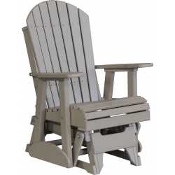 Charmant 2u0027 Adirondack Glider Chair
