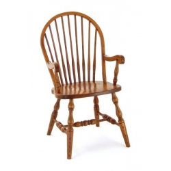9 Spindle Arm Chair