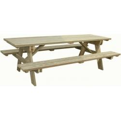 7' Classic Park Table