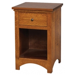 Buckeye 1 Drawer Nightstand