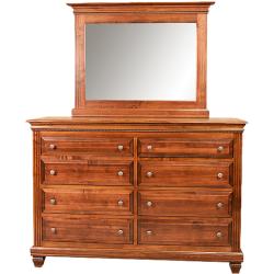 """Florentine 63"""" 8 Drawer Dresser"""