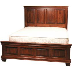 Florentine Panel Bed