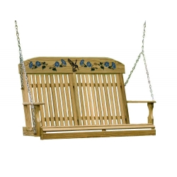 5' Hummingbird Swing