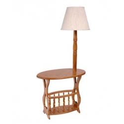 Magazine Stand - Oval w/ Lamp.jpg