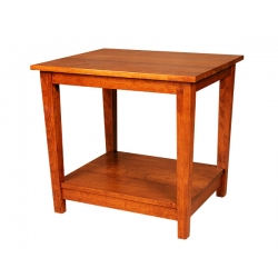 Berkeley Rectangular End Table