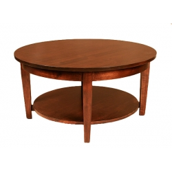 Berkeley Round Coffee Table