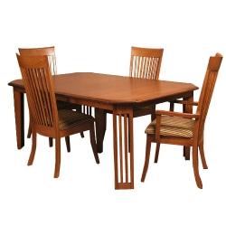 Craftsman Mission Table Set