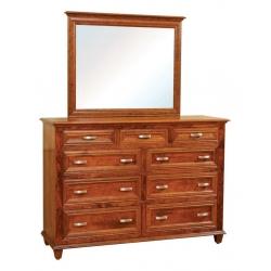 Rosedale 9 Drawer Dresser