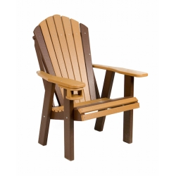 2' Adirondack GS Chair with 1 cupholder