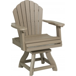 Poly Outdoor Cheyenne Dining Chair
