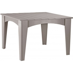 """44"""" Poly Island Dining Table"""