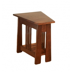 Aspen Wedge End Table