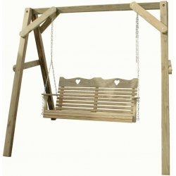 8' Swing A-Frame