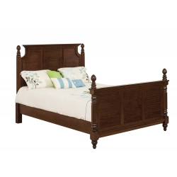 Savannah Shutter Style Bed