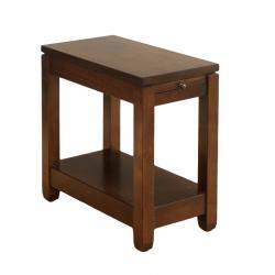 """Antigo 13"""" End Table"""